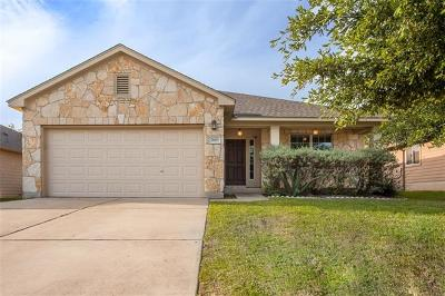 Georgetown Single Family Home For Sale: 7805 Little Deer Trl