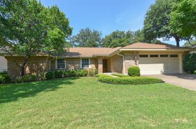 Austin Single Family Home Pending - Taking Backups: 3915 Cordova Dr