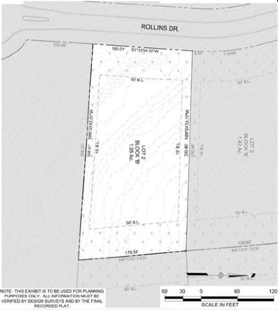 Residential Lots & Land For Sale: 8701 Rollins Dr