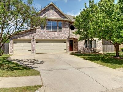 Cedar Park Single Family Home Pending - Taking Backups: 2310 Little Tree Bnd