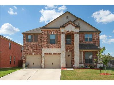 Taylor Single Family Home For Sale: 900 Yellowstone Dr