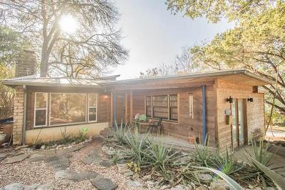 Hays County, Travis County, Williamson County Single Family Home Pending - Taking Backups: 2209 La Casa Dr