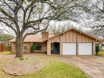 Travis County, Williamson County Single Family Home For Sale: 9203 Robins Nest Ln