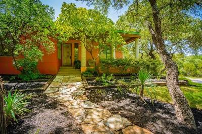 Travis County Single Family Home For Sale: 13412 Saddle Back Pass