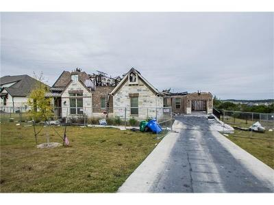 Dripping Springs Single Family Home Pending - Taking Backups: 17200 Avion Dr