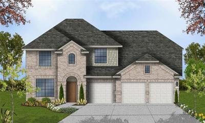 Pflugerville Single Family Home Active Contingent: 19416 Chayton Cir