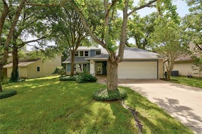 Single Family Home For Sale: 11701 Fence Post Trl