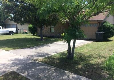 Killeen Single Family Home For Sale: 2620 Hidden Valley Dr