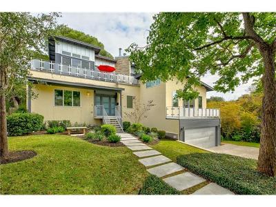 Single Family Home For Sale: 2410 Quarry Rd