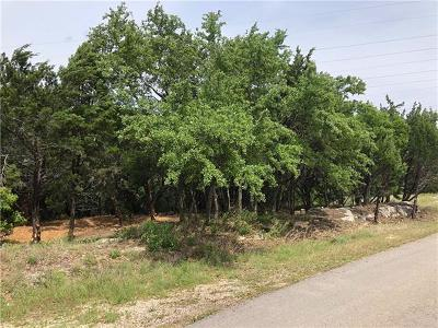 Lakeway Residential Lots & Land For Sale: 139 Clubhouse Dr