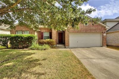 Austin Single Family Home For Sale: 2404 Century Park Blvd