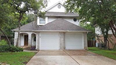 Round Rock TX Single Family Home Pending - Taking Backups: $235,900