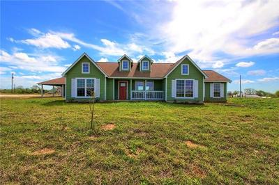 Bastrop County Single Family Home For Sale: 1399 Fm 1704
