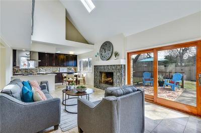 Austin Single Family Home Pending - Taking Backups: 7407 Shoal Creek Blvd