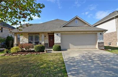 Buda TX Single Family Home For Sale: $285,000