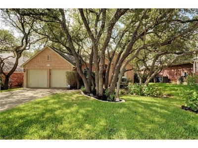 Hays County, Travis County, Williamson County Single Family Home For Sale: 6405 Abilene Trl