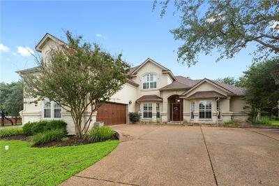 Austin, Lakeway Single Family Home For Sale: 101 Blue Jay Dr