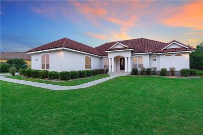 New Braunfels Single Family Home For Sale: 27906 Bogen Rd