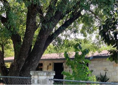 Austin Single Family Home For Sale: 3105 Locke Ln