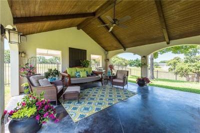 Horseshoe Bay Single Family Home For Sale: 5 Applehead Island Dr
