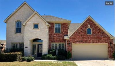 Georgetown TX Single Family Home Pending - Taking Backups: $419,900