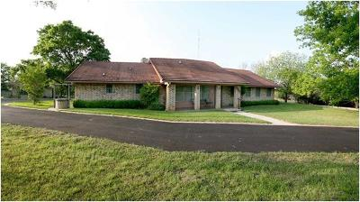 Lampasas Single Family Home For Sale: 2586 County Road 1020