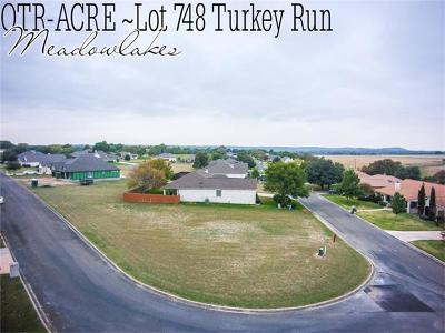 Meadowlakes TX Residential Lots & Land For Sale: $35,000
