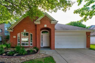 Round Rock Single Family Home Pending - Taking Backups: 2005 Spring Hollow Path