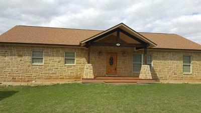 Burnet Single Family Home For Sale: 106 Westshore Dr