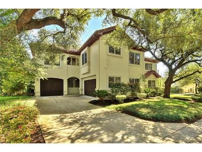 Travis County Condo/Townhouse For Sale: 4110 Bunny Run #6