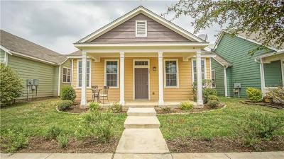 San Marcos Single Family Home For Sale: 307 Rachel St