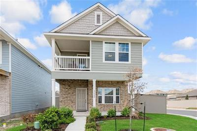 Pflugerville Single Family Home For Sale: 17928 Lungo