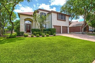 Georgetown TX Single Family Home For Sale: $525,000