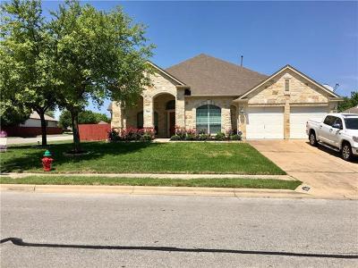 Pflugerville Single Family Home For Sale: 904 Ambrose Dr