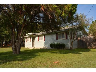 Lockhart Single Family Home For Sale: 900 N Blanco St