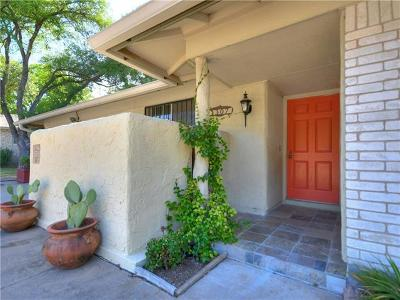 Austin Single Family Home For Sale: 1307 Neans Dr