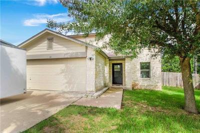 Elgin Single Family Home For Sale: 112 Kendall Cv