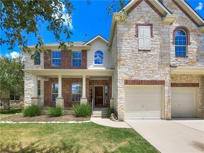 Austin Single Family Home For Sale: 12604 Rush Creek Ln