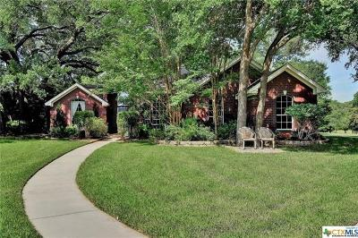 Salado Single Family Home For Sale: 937 De Grummond Way