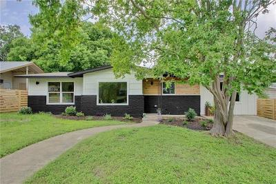 Austin TX Single Family Home For Sale: $415,000
