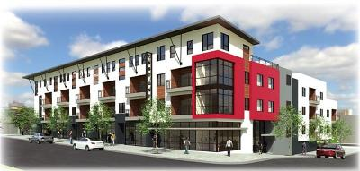 Condo/Townhouse Active Contingent: 2015 Manor Rd #121