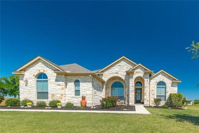 Bastrop County Single Family Home For Sale: 294 Chisholm Trl