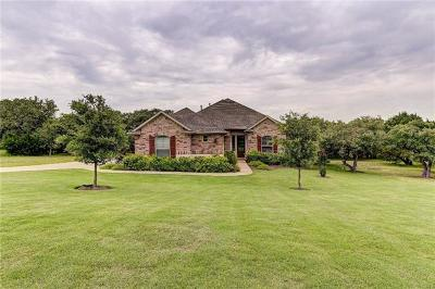 Dripping Springs Single Family Home Pending - Taking Backups: 289 Jenn Cv