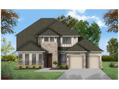 Austin TX Single Family Home For Sale: $588,940