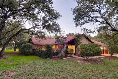 Round Rock Single Family Home For Sale: 1912 Oak Forest Dr