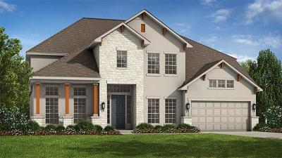 Travis County Single Family Home For Sale: 4313 Cortesia Way