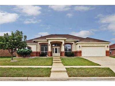 Killeen Single Family Home For Sale: 4811 Sapphire Dr