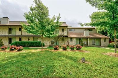Travis County Condo/Townhouse Pending - Taking Backups: 4307 S 1st St #109