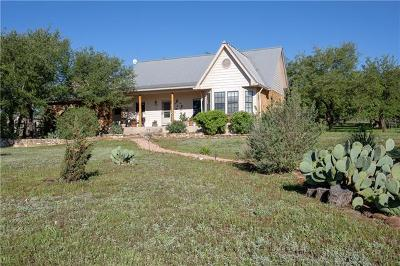 Dripping Springs Single Family Home Pending - Taking Backups