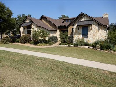 Burnet County Single Family Home For Sale: 207 Sunday Dr